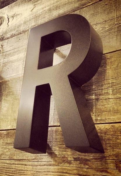 Pinterest Letter R