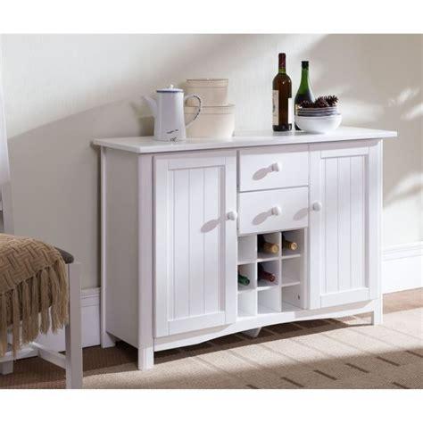 meuble de cuisine ind駱endant kitchen buffet de cuisine 112cm blanc achat vente