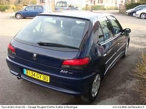 Peugeot 306 Occasion : peugeot 306 xt 2l hdi 5pt 2001 occasion auto peugeot 306 ~ Medecine-chirurgie-esthetiques.com Avis de Voitures