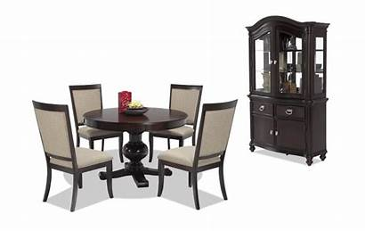 Dining Round Piece Gatsby Chairs Sets Side