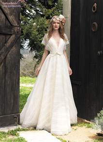 chic wedding dresses bohemian wedding dresses the fashionbrides
