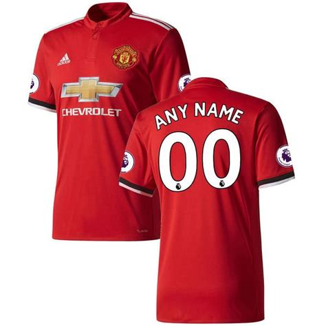 jersey liverpool 2017 2018 2017 2018 manchester united home jersey climacool for