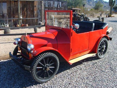 Shriners Type Parade Car Model T Type Car Antique Auto