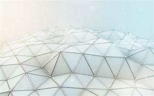 Abstract, White, Patterns, Polygon, 2560x1600, Wallpaper, Art, Hd