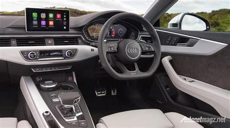 Gambar Mobil Audi Rs5 by Audi Rs5 2018 Interior Autonetmagz Review Mobil Dan