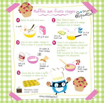 recettes de cuisine pour enfants les 188 meilleures images à propos de r7 d 39 une fiche sur