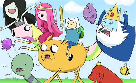 Best Cartoon : The 13 Best Cartoons For Learning English