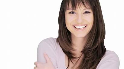 Why Smiling Woman Dental Veneer Might Need
