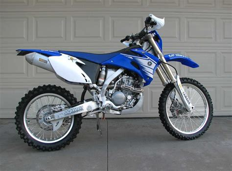 For Sale 2007 Yamaha Wr 250 F