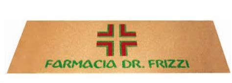 zerbino con logo accessori farmacia zerbino agugliato personalizzato con