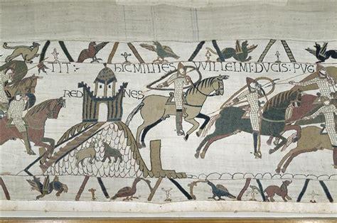 Tapisserie De La Reine Mathilde by Broderie De La Reine Mathilde Dite Quot Tapisserie De Bayeux