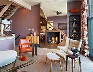 1000 idees sur le theme cheminee noire sur pinterest With superior idee deco entree maison 0 console en verre 50 idees de decoration dinterieur