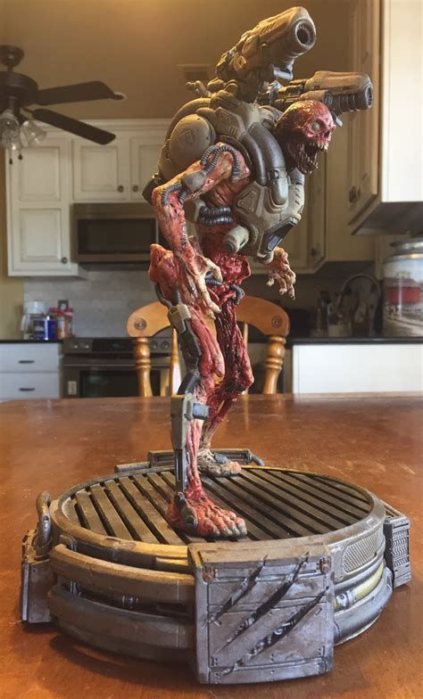 collectors edition revenant statue  doom wiki