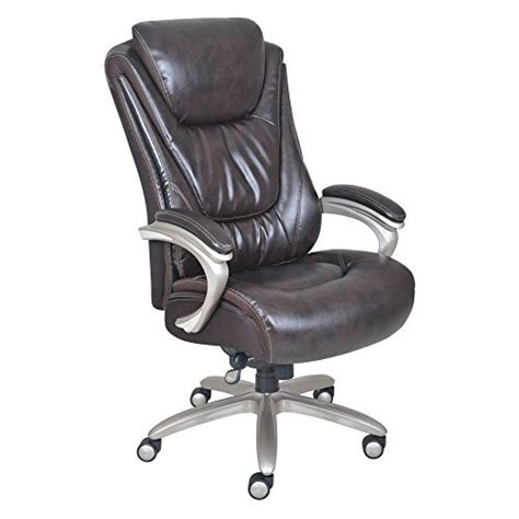 serta big and executive chair serta smart layers big and executive leather office chair