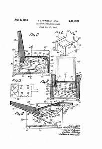 Recliner Chair Mechanism Diagram