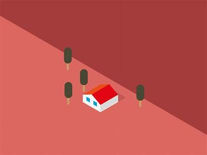 Landslide Animation Dribbble Project Month Last Gifs