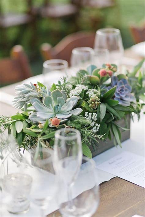 greenery wedding centerpieces green centerpieces