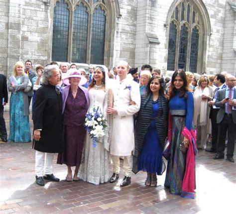 corset wedding dress ayesha dharker 39 s london wedding weddingsutra