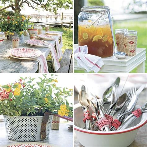 bbq table decorations table decor barbecue table decor ideas pinterest outdoor parties wedding and wedding ideas