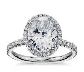 blue nile studio oval cut heiress halo engagement ring in platinum 1 2 ct tw blue nile - Oval Engagement Rings With Halo
