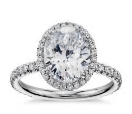 cut halo engagement rings blue nile studio oval cut heiress halo engagement ring in platinum 1 2 ct tw blue nile