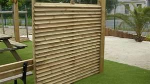 Piquet Bois Pas Cher : cloture bois pas cher jardin wasuk ~ Dailycaller-alerts.com Idées de Décoration
