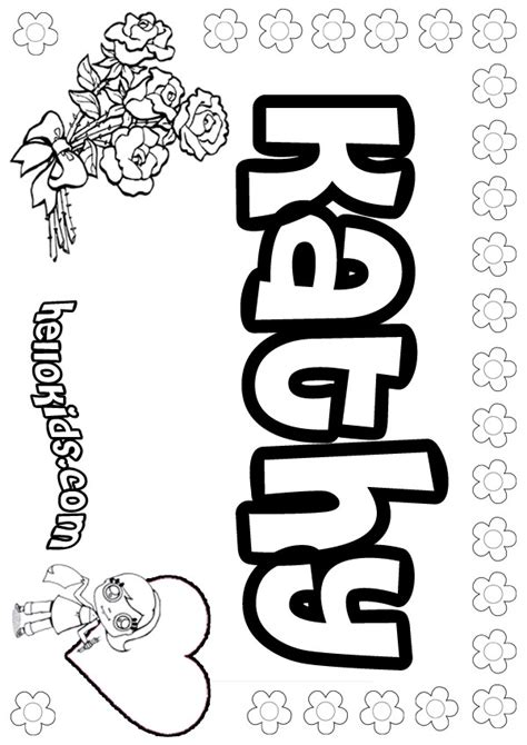 kathy coloring pages hellokidscom