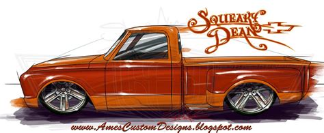 sam ames  sale  chevy  shortbed stepside