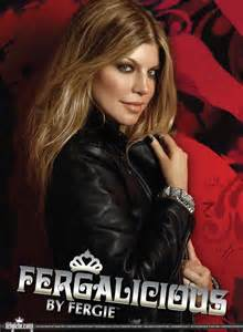 Fergie Black Eyed Peas Fergalicious