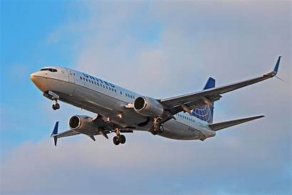 737 Boeing 800 Airlines United Continental Airplanes
