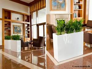 Wohnzimmer Mit Essbereich : raum trennen mit pflanzen kreativliste ~ Watch28wear.com Haus und Dekorationen