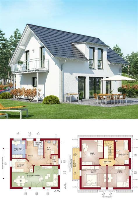 Moderne Offene Häuser by Modernes Satteldach Haus Mit Offener Wohnk 252 Che