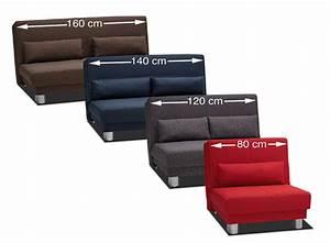 Bz Une Place : bz en 140 cm enzo gris ~ Teatrodelosmanantiales.com Idées de Décoration