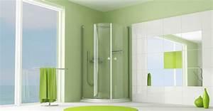 Quelle Peinture Pour Salle De Bain : quelle peinture pour la salle de bains c t ~ Dailycaller-alerts.com Idées de Décoration