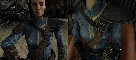 fallout 3 jumpsuit hr armored vault 101 jumpsuit at fallout3 nexus mods and