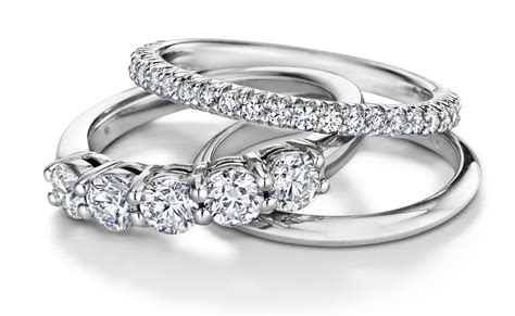 popular wedding band metals for ritani