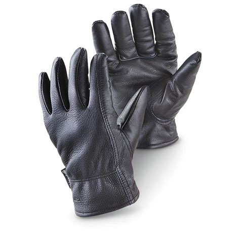 Cowhide Leather Gloves by Carhartt 174 Cowhide Leather Driver Gloves 222236 Gloves