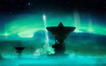 Northern Lights Aurora Borealis Wallpapers Desktop Alaska