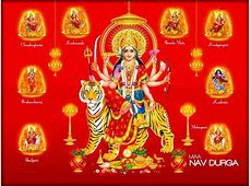 Chaitra Navratri 2017 2017 Know the 9 different avatars of