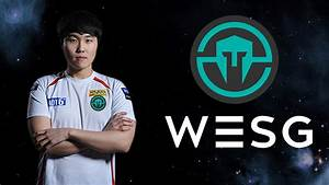 QO39s KimchiWarrior Out Of WESG 2017
