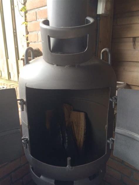houtkachel maken doe het zelf houtkachel maken gasflessen