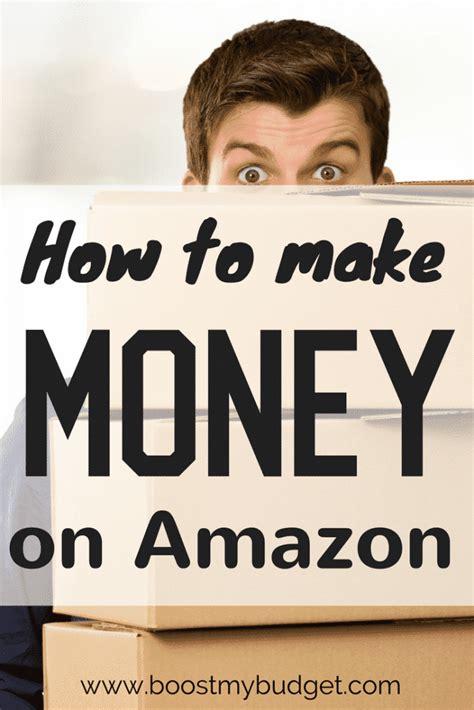 amazon money ways boost budget