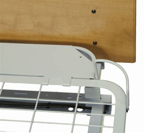 bed extender sleep span america rexx and fast rexx hospital bed