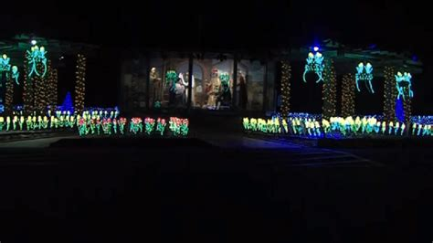 oglebay park s quot winter holiday of lights quot opens friday in