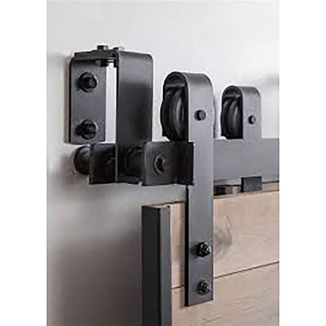 bypass door hardware bypass sliding barn door hardware track kit steel closet