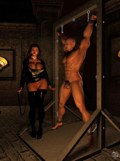 Trampling High Heels Torture