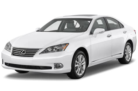 2010 lexus sedans 2010 lexus es350 lexus luxury sedan review automobile