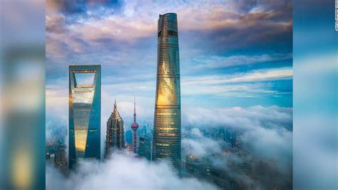 hotel shanghai tower worlds highest hotel opens  china cnn travel