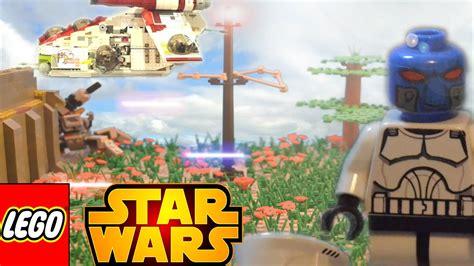 Lego Star Wars Unforeseen Consequences Brickfilm Stop