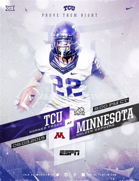 sports graphic design sports design inspiration 6 college football